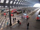 Rome Italy Train Station Map How to Get From Rome to Milan Italy