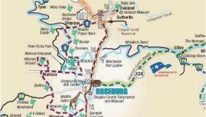 Roseburg oregon Map Fresh Roseburg oregon Map Usa Worldmaps