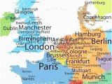 Rotterdam Map Europe Map Europe Major Cities Pergoladach Co