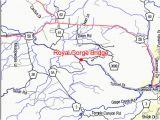 Royal Gorge Colorado Map Royal Gorge Bridge Data Photos Plans Wikiarquitectura