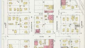 Royal Oak Michigan Map File Sanborn Fire Insurance Map From Royal Oak Oakland County