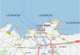 Saint Malo France Map Saint Malo Map Detailed Maps for the City Of Saint Malo Viamichelin