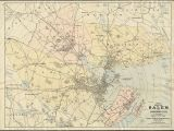 Salem oregon Maps File 1903 Map Of Salem and Surrounding Places 7557369652 Jpg