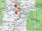 Salem oregon Maps Lane County oregon Map Of the Lane County oregon Springfield