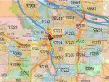 Salem oregon Zip Code Map Hillsboro oregon Zip Code Map Printable Zip Code Map Portland oregon