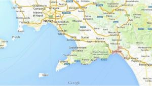 Salerno Port Italy Map Port Cruise Salerno Map Italy Ricenbeans Co