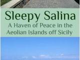 Salina Italy Map 13 Best Salina Sicily Images