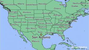 San Antonio On Texas Map where is San Antonio Tx San Antonio Texas Map Worldatlas Com
