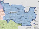 San Fernando California Map Another Map San Gabriel Valley Pinterest Perfect San Gabriel Valley
