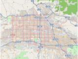 San Fernando California Map Canoga Park Los Angeles Wikipedia