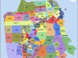 San Francisco Little Italy Map Sf Neighborhoods Ucsf Neurology Residency Program