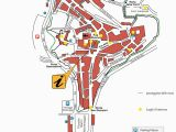 San Gimignano Italy Map San Gimignano Guide to the town Map with Keys Visit San Gimignano