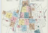 Sanborn Fire Insurance Maps Ohio Image 1 Of Sanborn Fire Insurance Map From Hamilton butler County