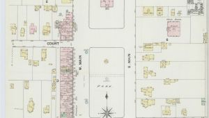Sanborn Fire Insurance Maps Ohio Sanborn Fire Insurance Map From Chardon Geauga County Ohio
