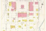 Sanborn Fire Insurance Maps Ohio Sanborn Maps Of Texas Perry Castaa Eda Map Collection Ut Library