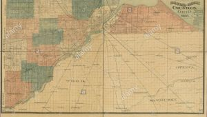 Sandusky County Ohio Map Map Ottawa Stockfotos Map Ottawa Bilder Alamy