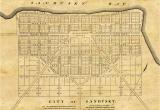 Sandusky Ohio Street Map Rawillumination Net Sandusky Ohio A Freemason City