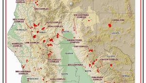 Santa Margarita California Map Map California Map Current California Wildfires California 2019 Map