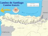 Santiago De Compostela Spain Map Best Santiago De Compostela Spain Illustrations Royalty Free Vector