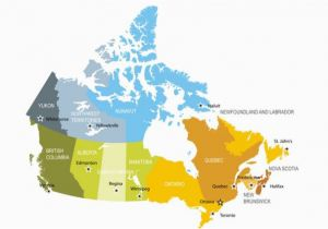 Saskatchewan On Map Of Canada the Largest and Smallest Canadian Provinces Territories by