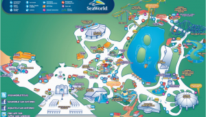 Seaworld Texas Map Seaworld Texas Map Business Ideas 2013