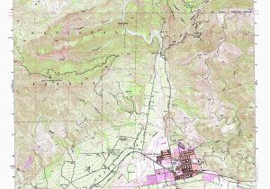 Sequoia Trees In California Map Giant Redwoods California Map