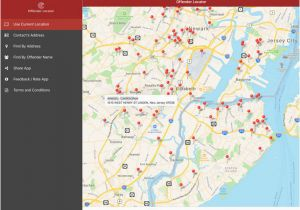 Sex Offender Map oregon Offender Locator Lite On the App Store