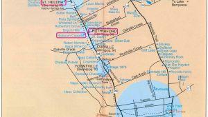 Sherman Oaks California Map Map Of Thousand Oaks California Valid Map Od California