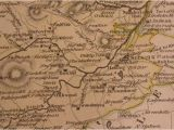 Shire Map Of England Maps 19th Century