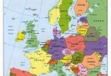 Show A Map Of Europe Map Of Europe Picture Of Benidorm Costa Blanca Tripadvisor