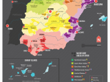 Show Map Of Spain Map Of Spanish Wine Regions Via Reddit Spain Map Of Spain