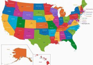 Show Me A Map Of Arizona United States Map Phoenix Arizona Best United State Map and Capitals