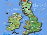 Show Me the Map Of England British isles Maps Etc In 2019 Maps for Kids Irish Art