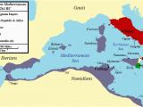 Sicily Map Europe First Punic War Wikipedia
