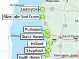 Silver Lake Michigan Map 60 Best Love West Michigan Images Beautiful Places Light House