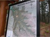 Silverton oregon Map at the Entrance Picture Of Silver Falls State Park Silverton