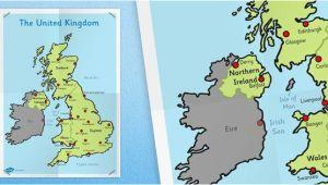 Simple Map Of England Ks1 Uk Map Ks1 Uk Map United Kingdom Uk Kingdom