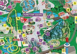 Six Flags California Map Park Map Six Flags Great America – secretmuseum