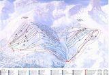 Ski Resorts Canada Map fortress Snowridge Skimap org