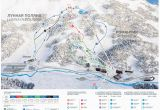 Ski Resorts France Map Trail Map Arkhyz