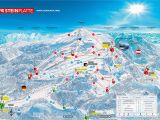 Ski Resorts France Map Trail Map Steinplatte Winklmoosalm Waidring Reit Im Winkl