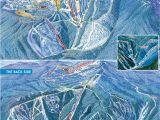 Ski Resorts In New England Map Alpine Trail Maps Silver Star Mountain Resort