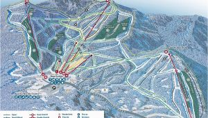 Ski Resorts In New England Map the Best Ski Snowboard Resorts In Vermont Evo