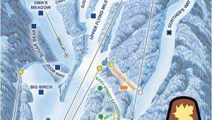 Ski Resorts In north Carolina Map Current Conditions Sugar Mountain Resort