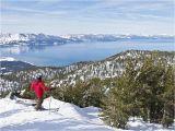 Ski Resorts In southern California Map Ski Resorts In northern California and Nevada