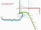 Skytrain Canada Line Map Bangkok Bts Explore Bangkok by Skytrain
