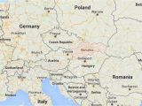 Slovakia On Europe Map Slovakia Announces Its Plans for A Hyperloop Inverse