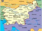 Slovenia On A Map Of Europe 55 Best Europe Geography Images In 2013 Maps Europe Flags