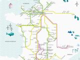Sncf Map France Texpertis Com Map Of southern France Elegant Intercites