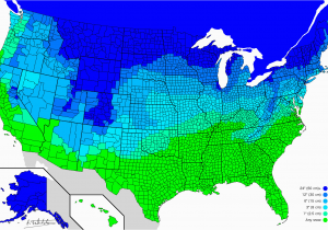 Snow Cover Map Colorado Intellicast 48 Hour Snow forecast In United ...